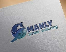 #34 for Design a Logo for Whale Watching company by joydeepmandal
