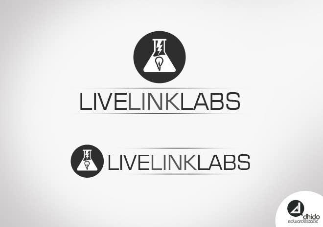 Konkurrenceindlæg #38 for Simple Logo Design - Live Link Labs