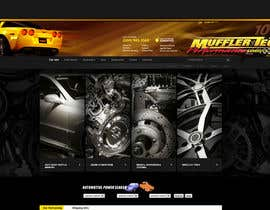 nº 11 pour Graphic Design for Muffler Tech par mmaged23