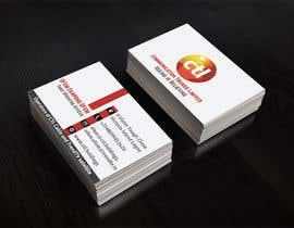 nº 9 pour Design a Business card par umamaheswararao3