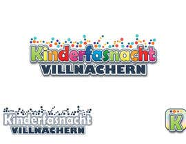 #37 para Design a Logo for Kinderfasnacht Villnachern por logo24060