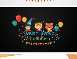 #32 para Design a Logo for Kinderfasnacht Villnachern por sutapatiwari86