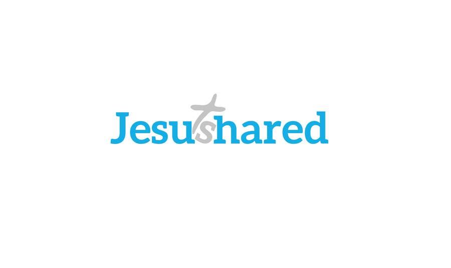 Konkurrenceindlæg #                                        30                                      for                                         Design a Logo for website jesushared.com
