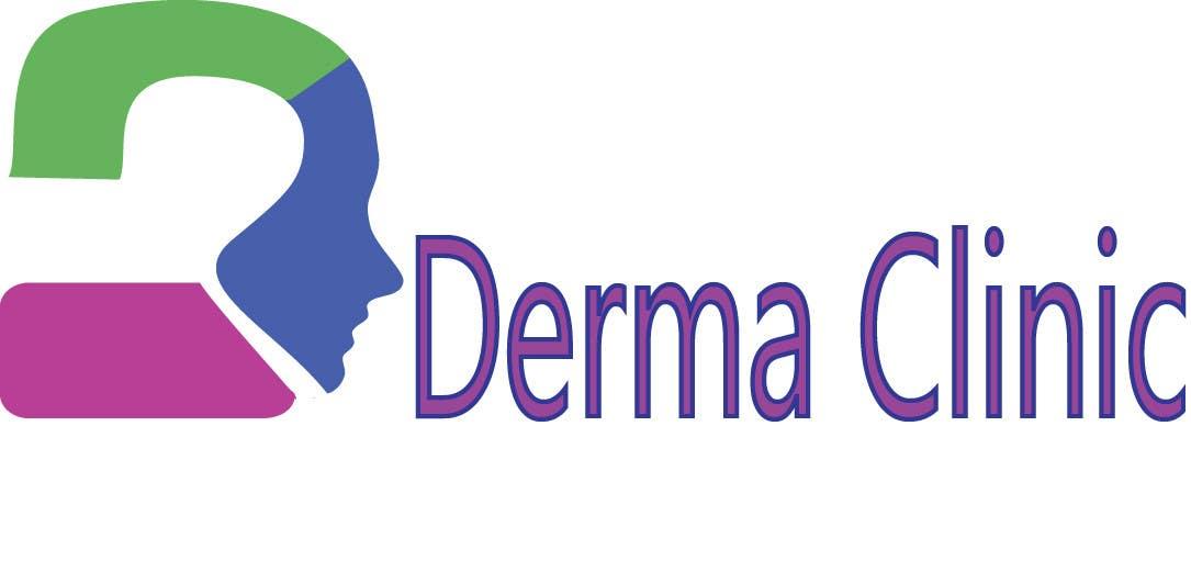 Penyertaan Peraduan #30 untuk Design a Logo for Dermatology Clinic