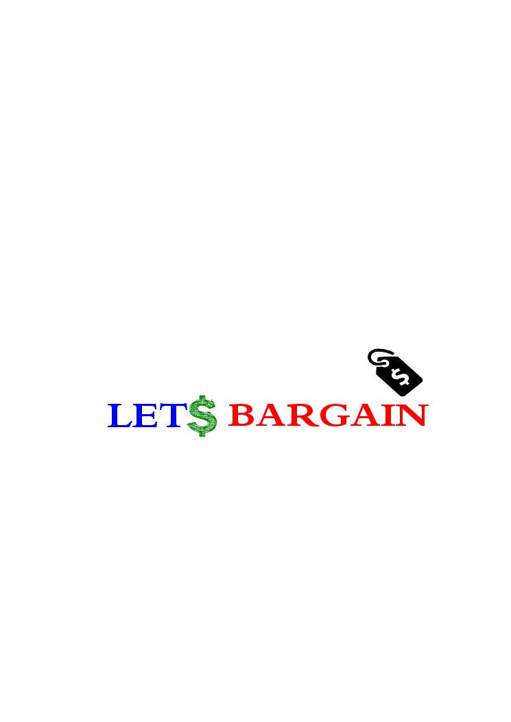 Contest Entry #                                        42                                      for                                         Design a Logo for letsbargain