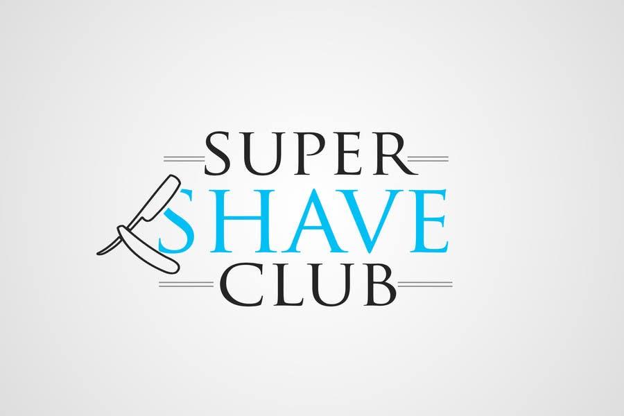"""Contest Entry #                                        29                                      for                                         Design a Logo for """"Super Shaver Club"""""""