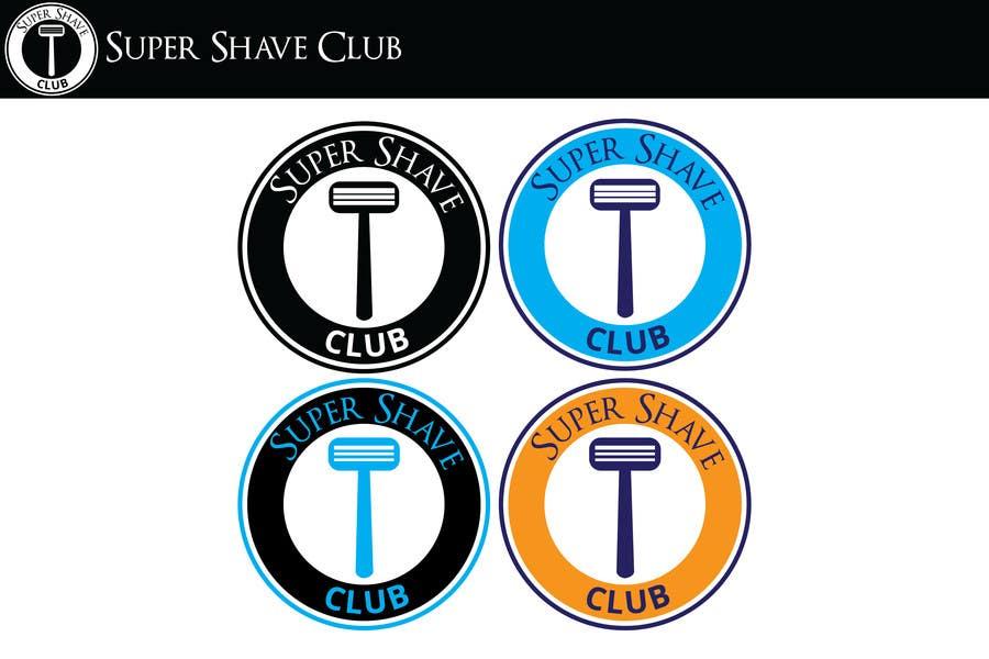 """Contest Entry #                                        22                                      for                                         Design a Logo for """"Super Shaver Club"""""""