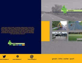 #5 for Design a frontpage for a brochure by dakimiki