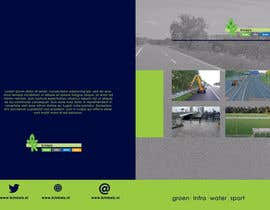#9 for Design a frontpage for a brochure by dakimiki