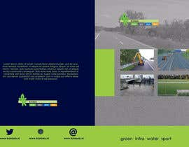 #10 for Design a frontpage for a brochure by dakimiki
