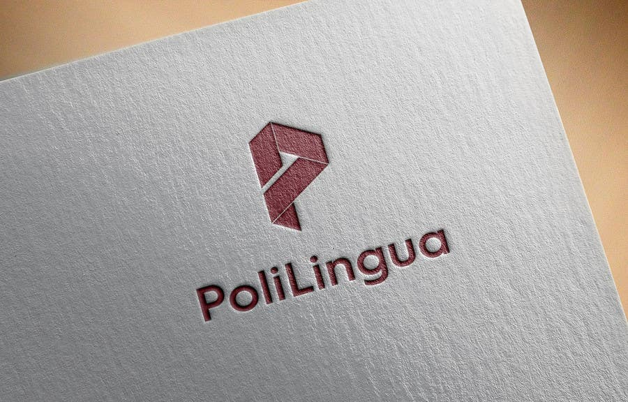 Konkurrenceindlæg #                                        106                                      for                                         Design a Logo for PoliLingua