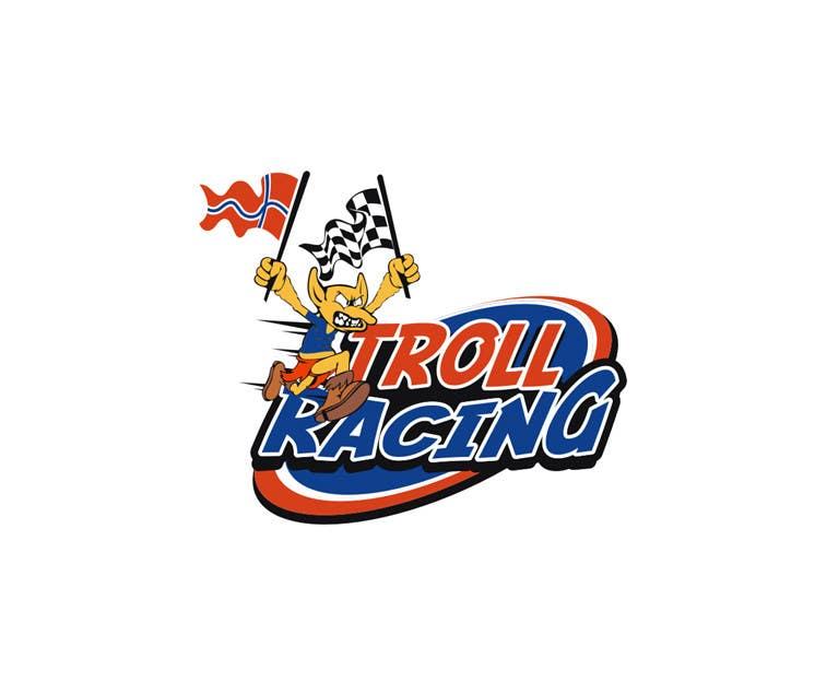 Bài tham dự cuộc thi #                                        140                                      cho                                         Troll Racing needs logo!