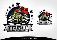 Bài tham dự #96 về Graphic Design cho cuộc thi Troll Racing needs logo!