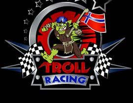 #171 for Troll Racing needs logo! by xcerlow