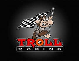 #123 для Troll Racing needs logo! от pixell
