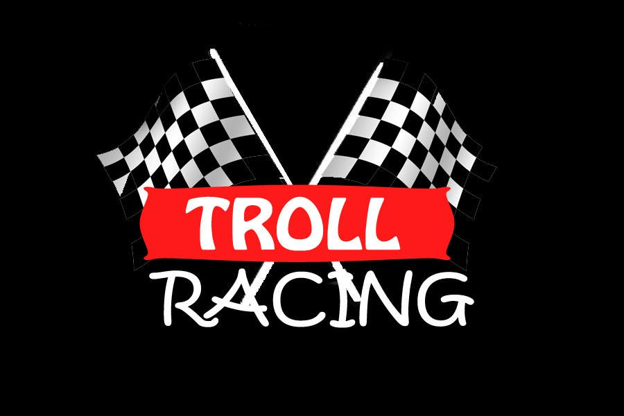 Bài tham dự cuộc thi #                                        27                                      cho                                         Troll Racing needs logo!