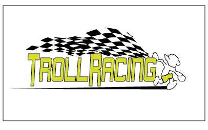 Bài tham dự cuộc thi #                                        28                                      cho                                         Troll Racing needs logo!