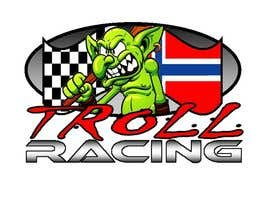 #174 для Troll Racing needs logo! от andyguerrero