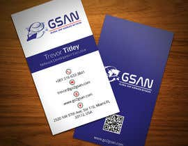#16 cho Design some Business Cards for GSAN bởi Fgny85