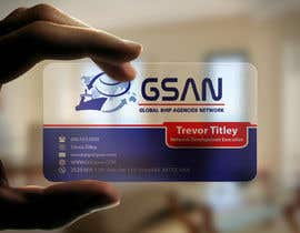 #71 para Design some Business Cards for GSAN por mamun313