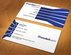 #65 untuk Design some Business Cards for IT Market oleh akhi1sl