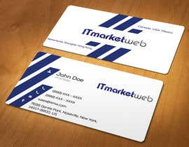 #68 untuk Design some Business Cards for IT Market oleh akhi1sl
