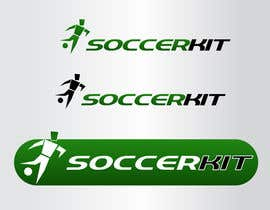 #6 for Design a Logo for www.soccerkit.com.au af illidansw