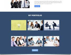 #10 cho Design a Mockup for Personal website bởi Modeling15