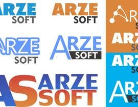 "#12 cho Design a Logo for ""ARZE SOFT"" bởi trishirts"