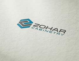 #397 untuk Design a Logo for Zohar Cabinetry oleh brokenheart5567