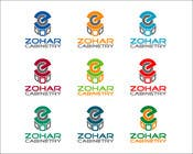 Graphic Design Kilpailutyö #492 kilpailuun Design a Logo for Zohar Cabinetry