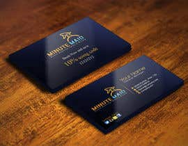 IllusionG tarafından Design some Business Cards for Maid Service için no 11