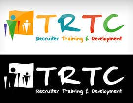 nº 32 pour Logo Design for TRTC - Recruiter Training and Development par ULTROSMEDIA