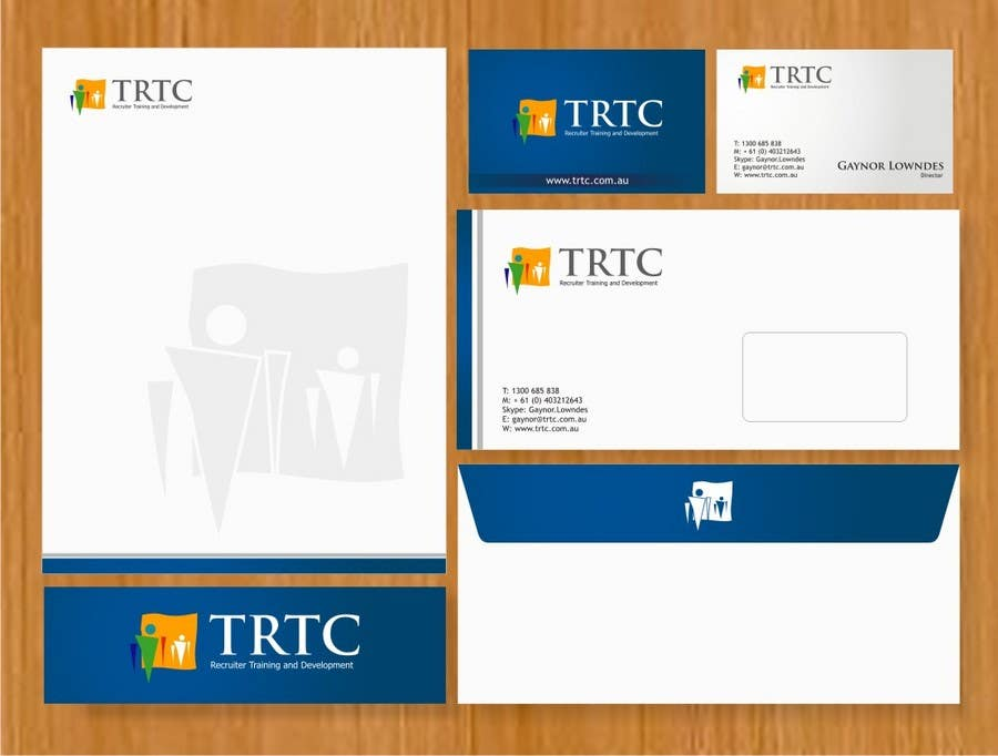 Natečajni vnos #                                        14                                      za                                         Logo Design for TRTC - Recruiter Training and Development