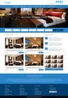Graphic Design Konkurrenceindlæg #33 for Design a Website Mockup for Hotel