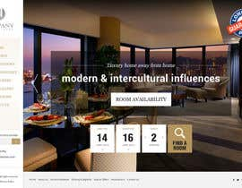 #39 cho Design a Website Mockup for Hotel bởi creativeglance07