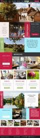 Graphic Design konkurrenceindlæg #28 til Design a Website Mockup for Hotel