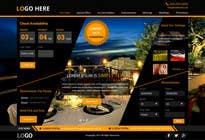 Graphic Design Konkurrenceindlæg #41 for Design a Website Mockup for Hotel