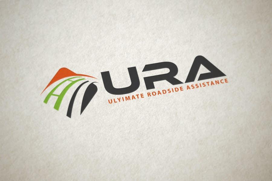 Kilpailutyö #98 kilpailussa Design a Logo for URA