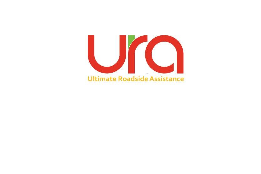 Kilpailutyö #94 kilpailussa Design a Logo for URA