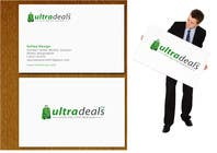 Graphic Design Contest Entry #187 for Logo design for ultradeals