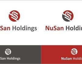 """Nro 67 kilpailuun Design a Logo for """"NuSan Holdings"""" käyttäjältä designerfiroz95"""