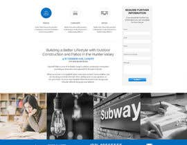 #11 for New Home Page Design - Wordpress Bridge Theme by WebStir