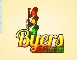 nº 19 pour Logo Design for Byers Stop N Go par valudia