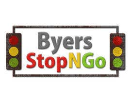 santarellid님에 의한 Logo Design for Byers Stop N Go을(를) 위한 #117