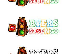 #123 for Logo Design for Byers Stop N Go by zulfibd08