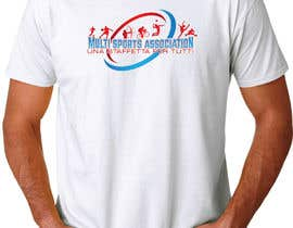 #8 untuk Logo for multi sports association oleh AWAIS0