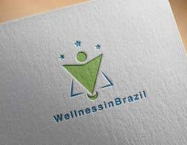 #33 for Projetar um Logo for WellnessinBrazil by Gauranag86