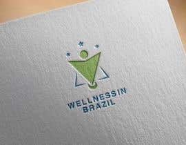 #36 for Projetar um Logo for WellnessinBrazil by Gauranag86