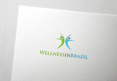 #7 cho Projetar um Logo for WellnessinBrazil bởi billsbrandstudio